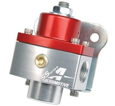 "Regulator ciśnienia paliwa Aeromotive SS Carburetor 750HP 3/8"" NPT Red - GRUBYGARAGE - Sklep Tuningowy"
